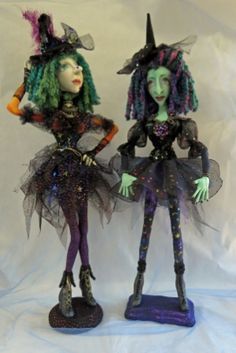 - Don't Hate Me Because I'm Beautiful - Doll Street Dreamers -online doll classes, e-patterns, mixed media art classes, free doll patterns and more