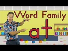 Learn about the og word family. Word families are groups of words that have a common pattern. Word families, sometimes called phonograms or chunks, can help . Math Songs, Fun Songs, Kids Songs, Phonics Videos, Phonics Song, Jolly Phonics, Word Family Activities, Family Songs, At Word Family