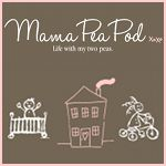 Mama Pea Pod. experiences and ideas with little ones