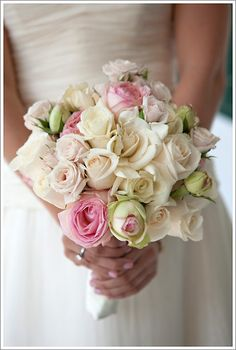 Wedding bouquet idea?