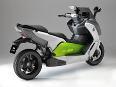 """BMW Motorrad entered the urban mobility segment for the first time in 2012 with the C 650 GT and C 600 Sport maxi-scooters. The next step in the expansion of the product line-up in this segment will be the series launch of the """"C evolution"""" electric scooter in 2014."""