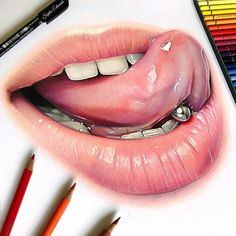 WANT A SHOUTOUT ? CLICK LINK IN MY PROFILE !!! Tag #DRKYSELA Repost from @creative_a_r_t Lips drawing finished -Drawing done in Faber Castell Polychromos via http://instagram.com/zbynekkysela