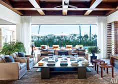 Tour the Vacation Home George and Amal Clooney Share With Famous Friends