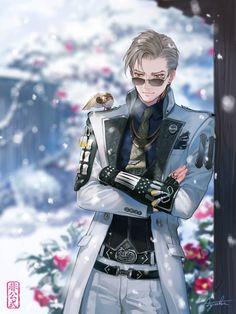 Manga Girl, Manga Anime, Anime Art, Cool Anime Guys, Handsome Anime Guys, Character Concept, Character Art, Character Design, Zoldyck