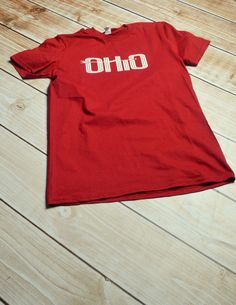 OHIO tshirt by PiperAndStone on Etsy