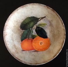 Купить Тарелки из серии Моя Италия - разноцветный, Тарелка декоративная, тарелка сувенирная, тарелка настенная