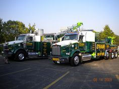 kenworth tow trucks and wreckers | 903 and 317 | Flickr - Photo Sharing!