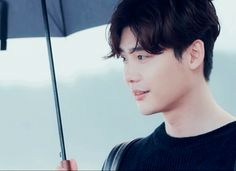 6e12174bgy1fm53ociai0g20dw0a3b2d.gif (500×363) Lee Jung Suk, Lee Jong, The Moon Is Beautiful, W Two Worlds, Korean Couple, Korean Model, Korean Actors, Korean Drama, Kdrama