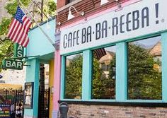 Cafe Ba-Ba-Reeba  2024 N Halsted St  (between Armitage Ave & Dickens Ave)  Chicago, IL 60614  Neighborhoods: Lincoln Park, DePaul