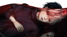 Tokyo Ghoul || This is so symbolic it's killing me