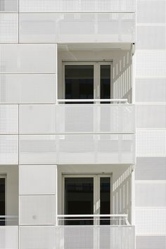 RMDM Architectes - 33 logements - Arcueil