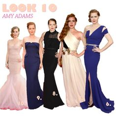 LOOK10: Amy Adams 		   por Thereza Chammas | Fashionismo 		   		   - http://modatrade.com.br/look10-amy-adams