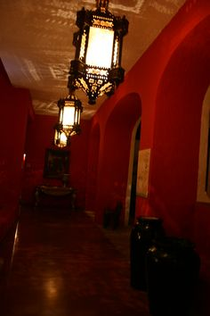 Club Med Ixtapa.. a blend of Moroccan/ Mexican style decor