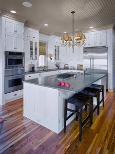 Small Kitchen Layouts Design, Pictures, Remodel, Decor and Ideas - page 18