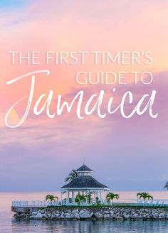 With so many things to do in Jamaica, from the beaches to the mountains, you will not be bored! #Jamaica #vacation