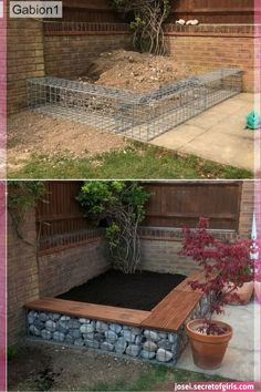 small gabion planter terracegardendesign gartenlandschaftsbau small j