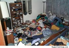 videos of dirty houses   Dirtiest Apartment' Contestants Need Maids/Psychiatrists