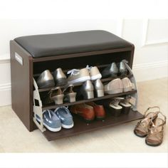 Cool Shoe Rack Design