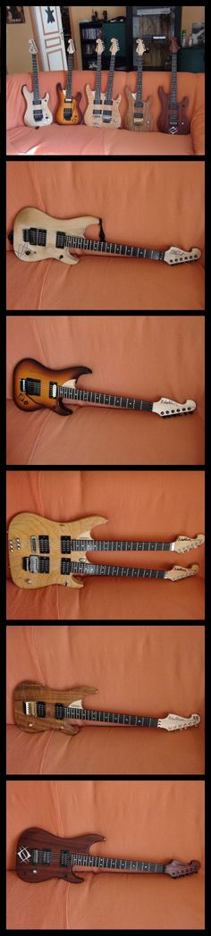 the N4rum -- View topic - New Family pics of my Washburn N series