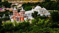 Iglesia de Lunahuana-Lima-PERU