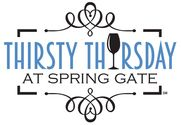 Spring and Summer 5-10pm at Spring Gate Vineyard!