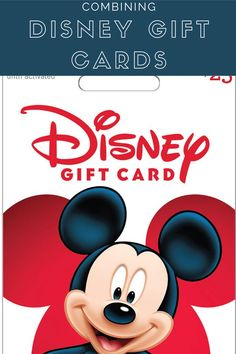 You have all of these Disney gift cards, now what?  I once had like 20 and I followed these steps to combine them.  Everything you need to know is right here. Disney World Hotels, Walt Disney World Vacations, Disney World Resorts, Disney Parks, Disney Wonder Cruise, Disney Cruise Line, Disney On A Budget, Disney World Planning, Disney Gift Card