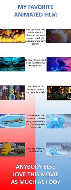 Elsa is Mewtwo