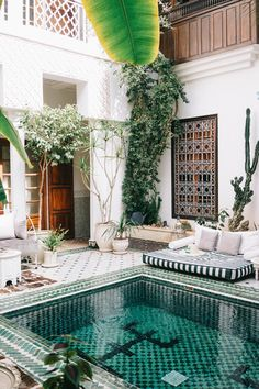 Riad Yasmine, Marrakech - First Timers Guide to Morocco