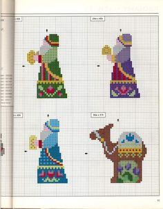 Gallery.ru / Фото #81 - Timeless Ornaments (книги с вышивкой НГ, пасха, день св. Вал - Marina-Melnik