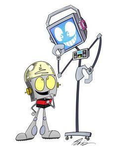 21 Best Whatever Happened To Robot Jones Images Robot Robots