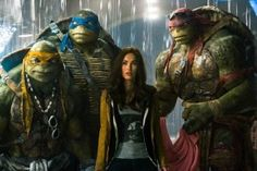 The Turtles don't look like Teenage Mutant Ninja Turtles should look, and that's just one thing wrong with the new TMNT film from producer Michael Bay and starring Megan Fox. Teenage Mutant Ninja Turtles, Ninja Turtles 2014, Ninja Turtles Movie, Michael Bay, Stephen Amell, Images Kawaii, Films Marvel, Avengers Film, 1990 Movies