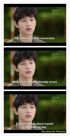 Same here.. If I started talk about you(Song Joong Ki), it may take whole day or whole week or month n so on..