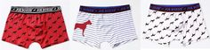 Chic e Fashion: Marca americana lança underwear na Renner
