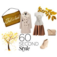 60 Second Style - Fall is back! uploaded by on ShopLook Autumn Fashion, Fall, Polyvore, Outfits, Shopping, Design, Women, Style, Autumn