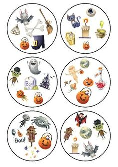 Halloween Spot It/Dobble by Esti's Cool School Halloween Theme Preschool, Theme Halloween, Thanksgiving Preschool, Halloween Games, Halloween Activities, Halloween Projects, Fall Halloween, Fall Crafts, Diy And Crafts