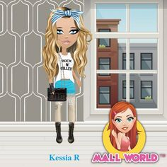 Mall world Outfit 3/23/15 By ♡❀☆Kєssια яɨsィℴ♡❀☆