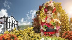 Flower Festival in Funchal - Madeira Island, Portugal