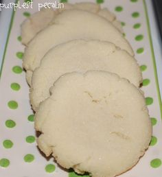 Paradise Bakery Sugar Cookies