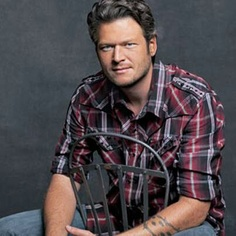 Blake Shelton. IS THE BEST I LOVE HIM SO SO SO MUCH ITS A HEALTHY OBSESSION....... :)