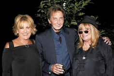 Lorna Luft, Barry Manilow and Penny Marshall Lorna Luft, Penny Marshall, Laverne & Shirley, Apollo Theater, Barry Manilow, Karaoke, Comedians, The Man, Are You The One