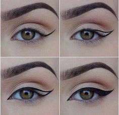 11 tips for drawing flawless eyeliner arrows