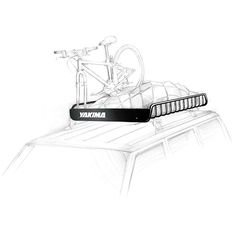 Yakima MegaWarrior Gear Basket - at Moosejaw.com