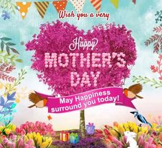 A Wonderful Mother's day Greeting / ecard for a Special Mom! #mothersday #mother #motherdaughter #mom #momday