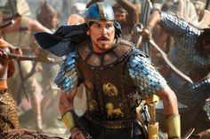 Lapislazzuli Blu: #Exodus, #Mosè #guerriero di #Ridley #Scott  Il 15...