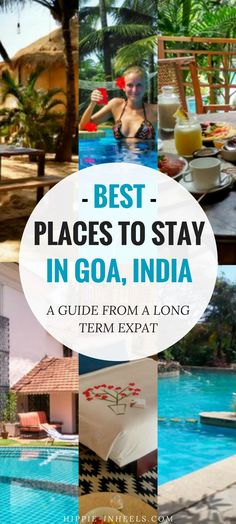 I've been in Goa for nearly 3 years now and have explored so many areas up and down the coast, and inland to the jungle. From beach shacks and eco resorts to luxury boutique hotels and 5-star hotels, I've searched and researched to answer: What's the best place to stay in Goa?    Goa Travel Tips    For all the tips,