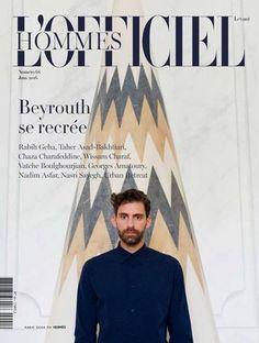 L'Officiel Hommes-Levant, June Issue 66