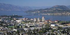 Where to Stay in Kelowna, British Columbia