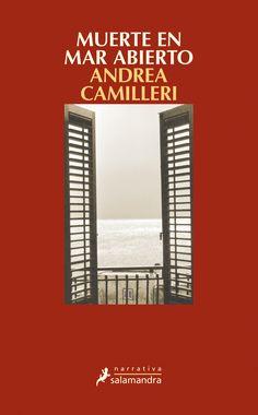 """""""MUERTE EN MAR ABIERTO"""" Andrea Camilleri"""