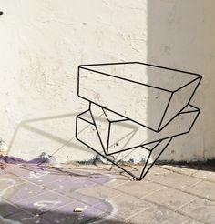 shai levi illusion drawings multiple dimensions designboom