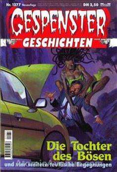 Gespenster Geschichten #1277 from Bastei